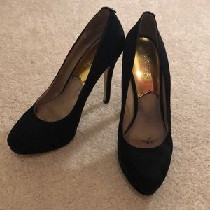 Michael Kors Suede York Stiletto